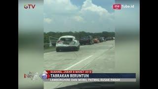 Video Video Amatir Detik-detik Kecelakaan Beruntun Mobil Lamborghini di Tol Cipali - BIM 09/03 MP3, 3GP, MP4, WEBM, AVI, FLV Januari 2019