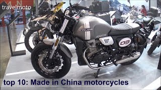 Download Video top 10: Made in China motorcycles 2019 MP3 3GP MP4