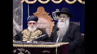 """הרב רפאל כהן – פרשת תזריע + פרשת מצורע (ה'תשס""""ו)"""
