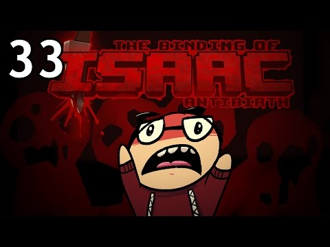 The Binding of Isaac: Antibirth - Northernlion Plays - Episode 33 [Palate] (видео)