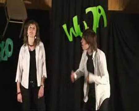 Kabaret Krzesło Wujka Tobiasza - Romantyczne grzyby