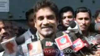 Newswala : Film Actor Nagarjuna visited Chanchalguda jail to meet Nimmagadda Prasad