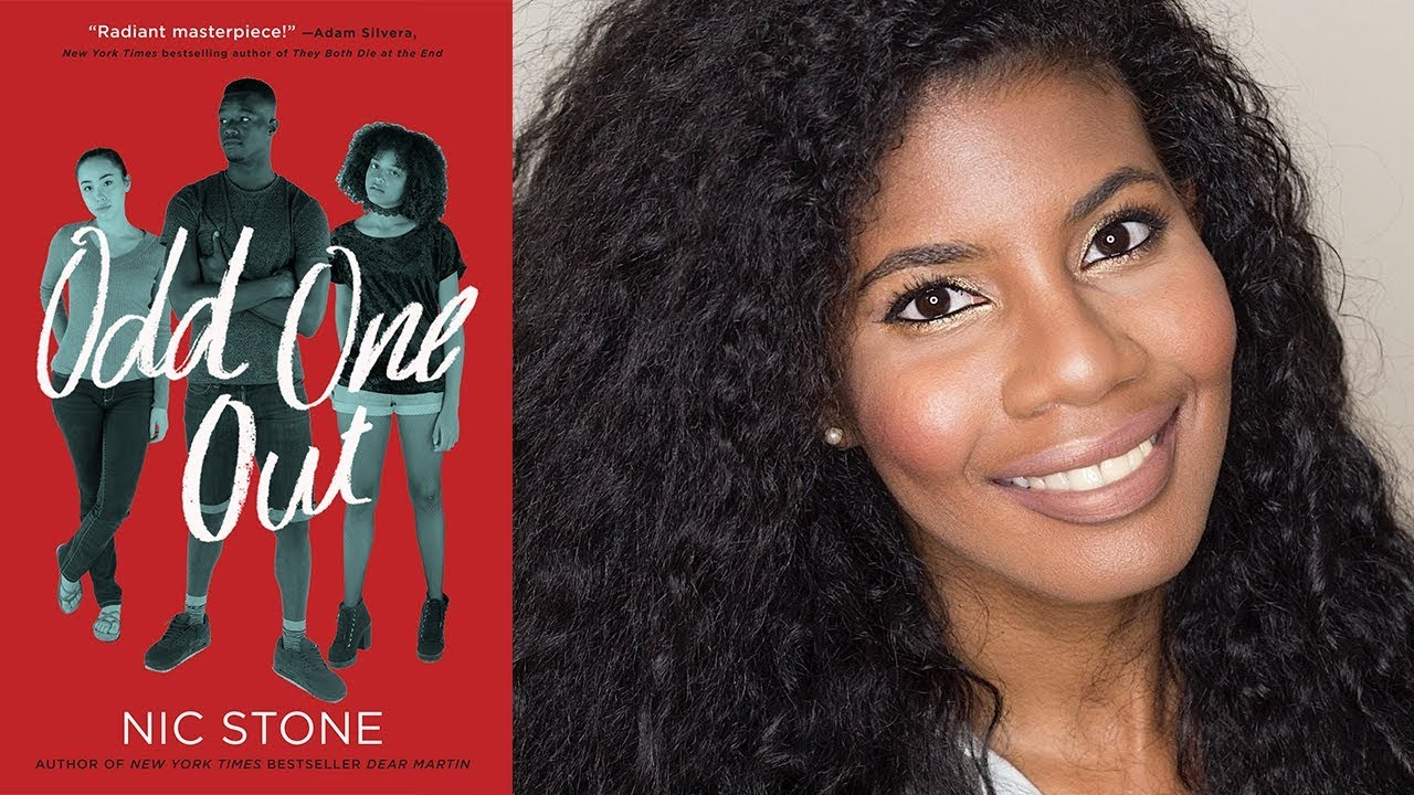 "PBS Books: ""Nic Stone on ""Odd One Out"" at the 2018 Miami Book Fair"""