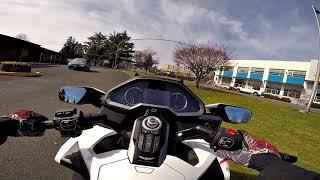 10. Honda GL1800 DCT!! • I Had Technical Issues! | TheSmoaks Vlog_1216