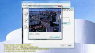 Демонстрационное видео к Webcam Surveyor
