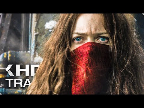 MORTAL ENGINES All Clips & Trailers (2018)