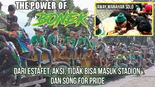 Download Video Rangkuman Bonek Away Solo dari Estafet, Aksi, Song For Pride di 8 besar piala presiden MP3 3GP MP4