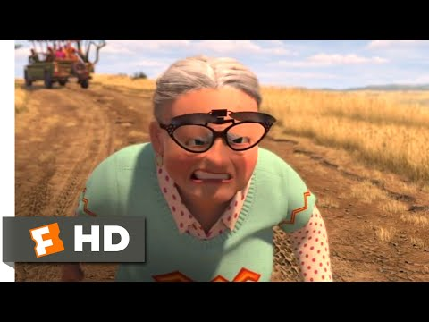 Madagascar: Escape 2 Africa (2008) - The Nana Cometh Scene (3/10) | Movieclips
