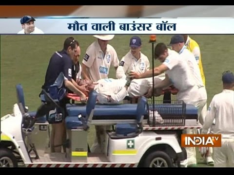 India TV Debate: Cricketer Phillip Hughes dies being hit by ball during match