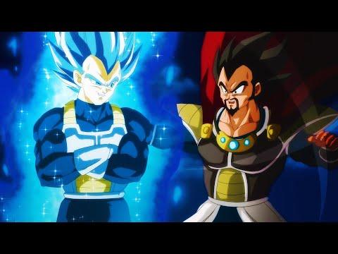 Goku And Vegeta Meet King Vegeta As Adults! Dragon Ball Super VE PART 1