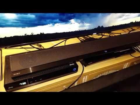 Unboxing & testing the sound on SONY HT-CT790 2.1- 4K HDR Sound Bar