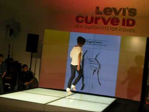 Levi's® Curve ID Launch