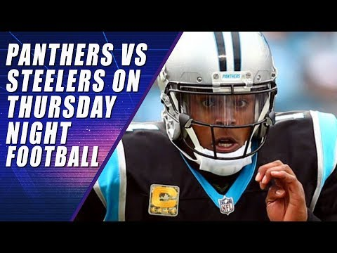 Panthers vs Steelers: Thursday Night Football