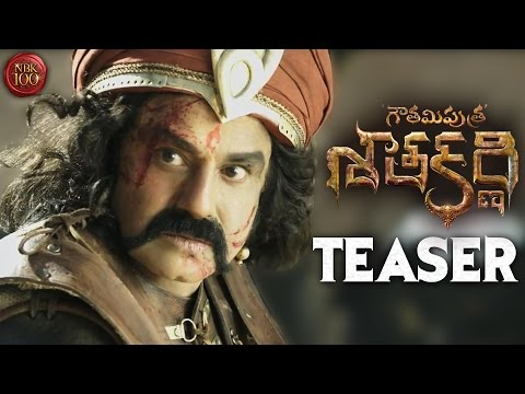 GautamiPutraSatakarni Movie Teaser