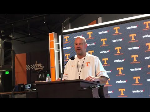 Jeremy Pruitt: Vols had 'lot of juice' with pads on