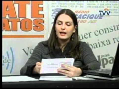 Debate dos Fatos na TV Votorantim 11/05/2012