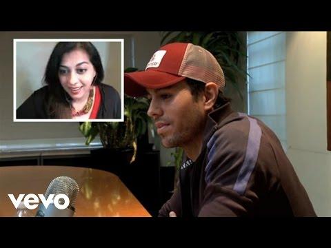 Enrique Iglesias - ASK:REPLY (Tehmina)