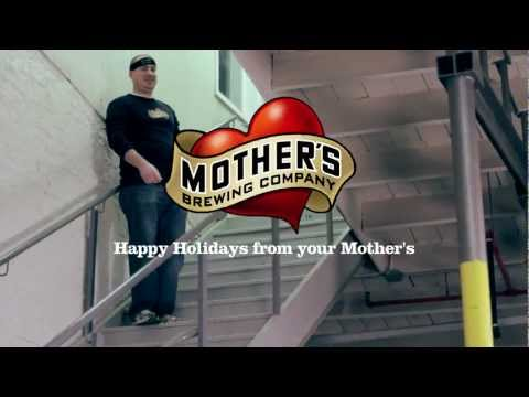 Funny Video | Mother's Brewing Company | Beer Commercial | Happy Holidays