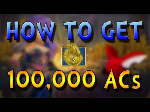 HOW TO GET 100,000 ADVENTURE COINS (ACS) ✧AQW✧