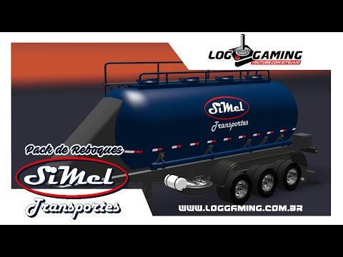 Pack Trailers SIMEL Transport v1.0