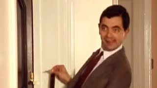 MrBean - Mr Bean - Stairs v elevator