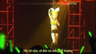 08. Melancholic - Hatsune Miku Expo in New York 2014 (Vietsub + Kara)
