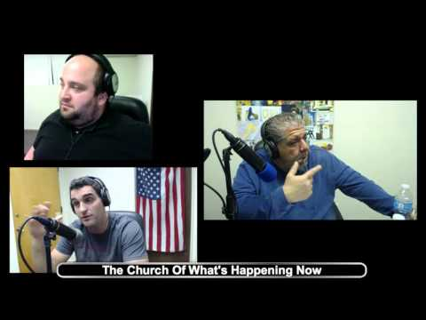 Happening - Joey Diaz and Lee Syatt are joined by hilarious Comedian Bret Ernst in studio for a great time. This podcast is brought to you by: Onnit.com. Use Promo code ...