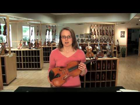 Basic String Instrument Maintenance