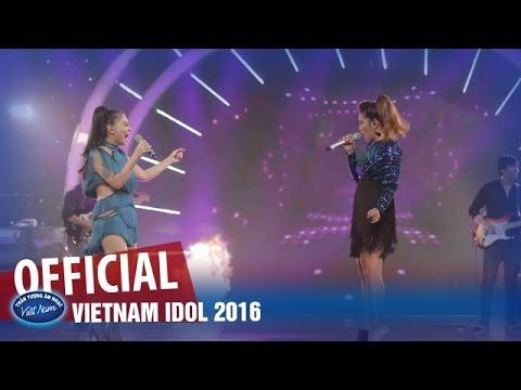 VIETNAM IDOL 2016 - GALA CHUNG KẾT & TRAO GIẢI - QUEEN OF THE NIGHT - THU MINH FT JANICE - Thời lượng: 3 phút, 39 giây.