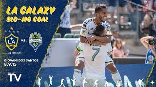 Want to see more from the LA Galaxy? Subscribe to our channel at http://www.youtube.com/LAGalaxy. Facebook: http://www.facebook.com/lagalaxy Twitter: http://...