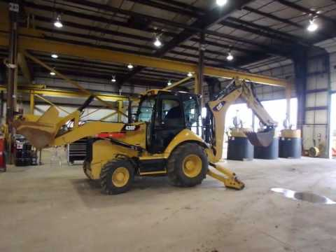 CATERPILLAR RETROESCAVADEIRAS 430FST equipment video ougzB-L_t64