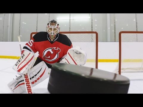 Go Behind the Scenes at NHL s Intense Training