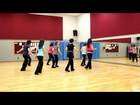 Tell The World – Line Dance (Dance & Teach in English & 中文)