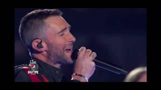 FULL Super Bowl LIII HALFTIME SHOW (Maroon 5, Travis Scott, Big Boi) HD