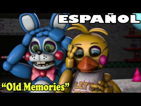 (SFM/FNAF) Old Memories (Season-2)(Episodio 8)(No Mercy 2)(Español)(By Abby SFM)