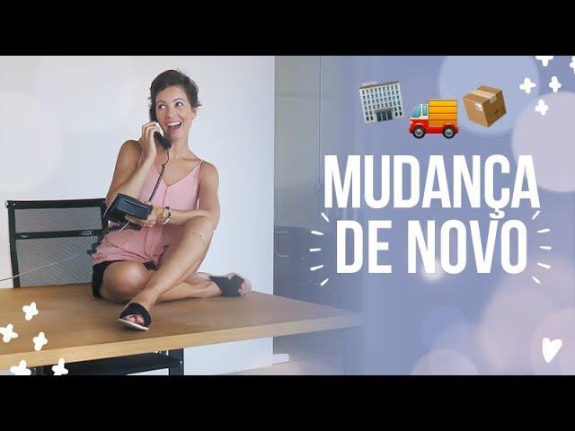 BORA FAZER MAIS UMA MUDANÇA?! - Juliana Goes