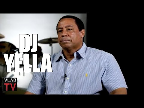 """DJ Yella on Getting Molested and Having His """"Soul Taken"""" at 11 (Part 1)"""