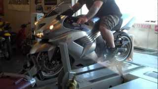 6. 2008 Kawasaki ZX14 Dyno Run