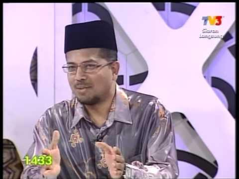 TV3 – Al-Kuliyyah 2011 – 1433H – Ustaz Dr. Zahazan (part 2)