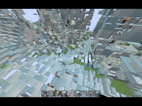 WORST GLITCH IN GAMING HISTORY: Minecraft Style