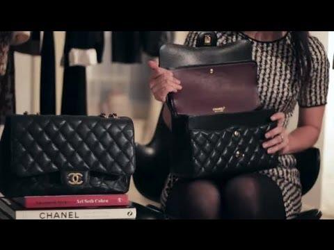 What Do Real Chanel Handbags Look Like Inside? : Handbags & Fashion