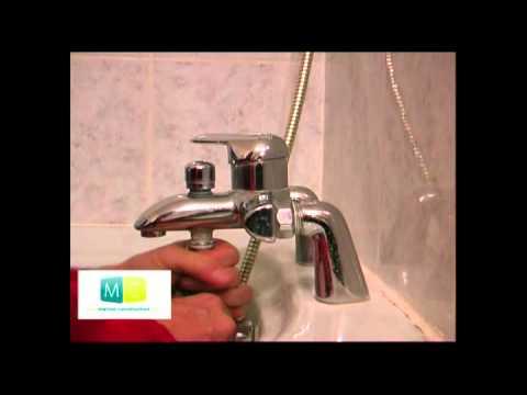 comment reparer robinet mitigeur bain/douche
