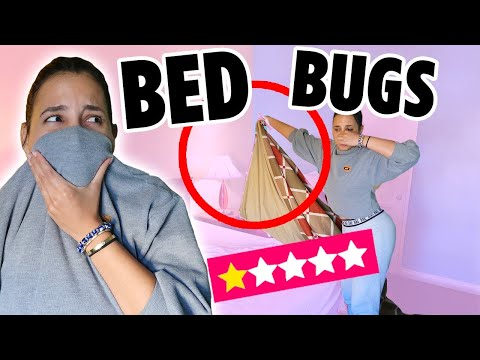 Nail salon - I WENT TO THE WORST REVIEWED HOTEL ON YELP IN MY CITY – THEY HAD BED BUGS!  Mar