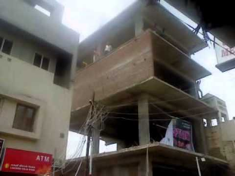 Destroyed in Seconds in M.G.Road,Hosur