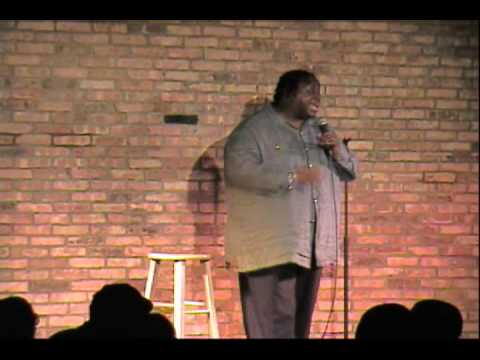 BRUCE BRUCE at the Huntington FunnyBone