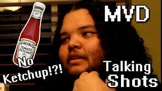 Talking Shots! Episode 1 feat. MVD