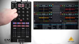 BEHRINGER VIDEO MANUAL: CMD MM-1 EQ Section