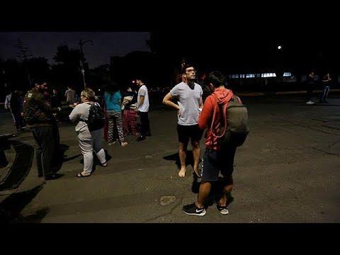 Σεισμός 8 Ρίχτερ στο νότιο Μεξικό
