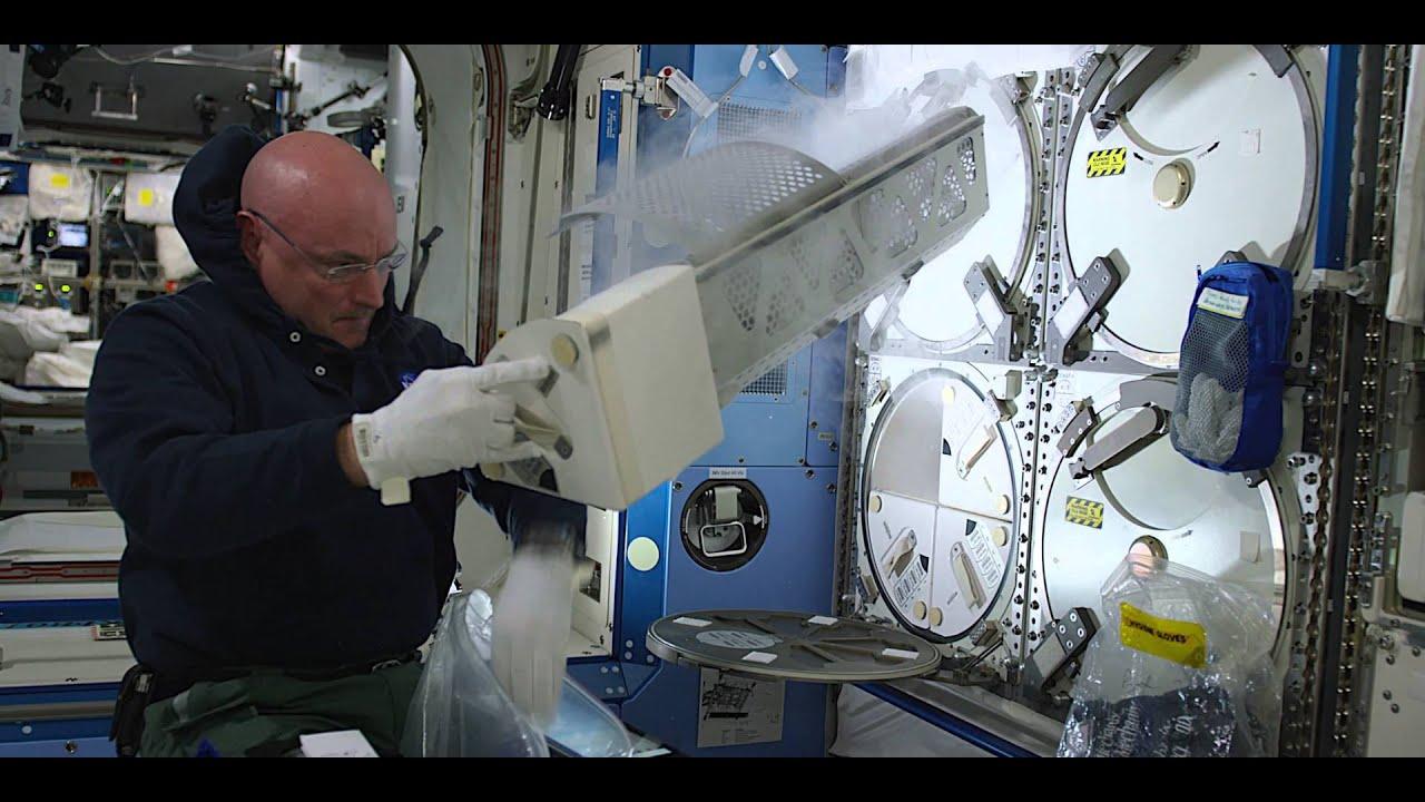 #видео дня | NASA доставила на МКС 6К-видеокамеру