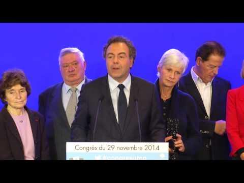 Déclaration de Luc Chatel